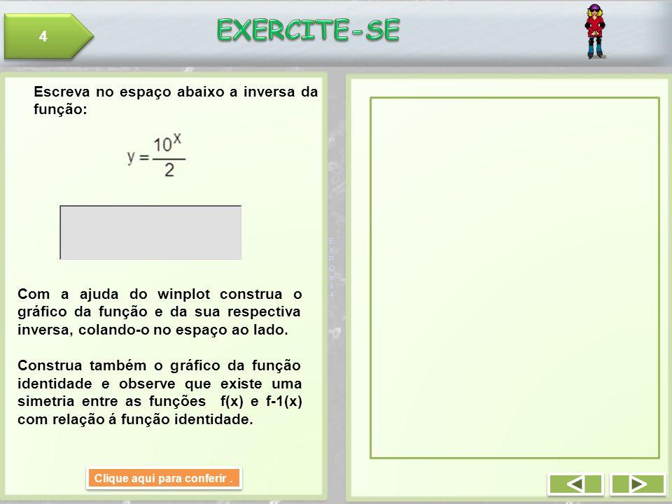 f -1 (x) = log (x) RESP_EXP1 1 1