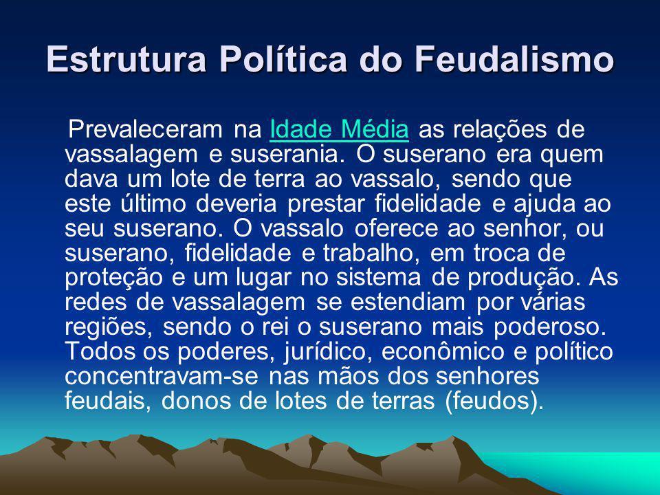 Sociedade feudal Sociedade feudal A sociedade feudal era estática (com pouca mobilidade social) e hierarquizada.