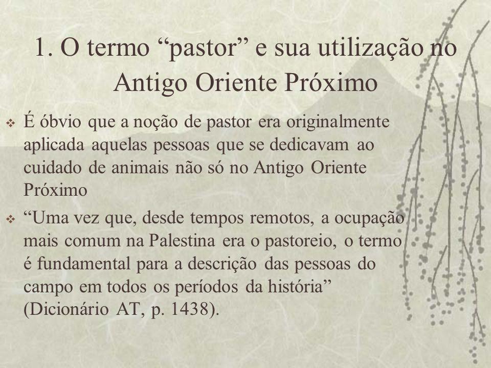  b) O pastor que provê  Destaca-se aqui o papel exercido por Deus na provisão oferecida ao seu rebanho.
