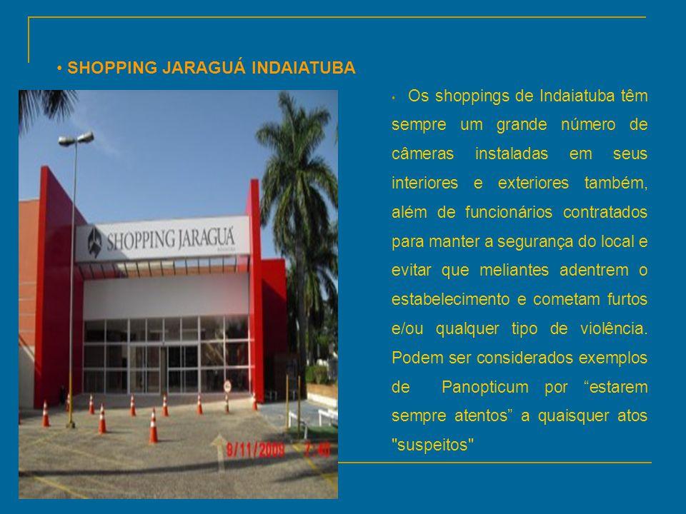 A prefeitura municipal de Indaiatuba está localizada na Av.