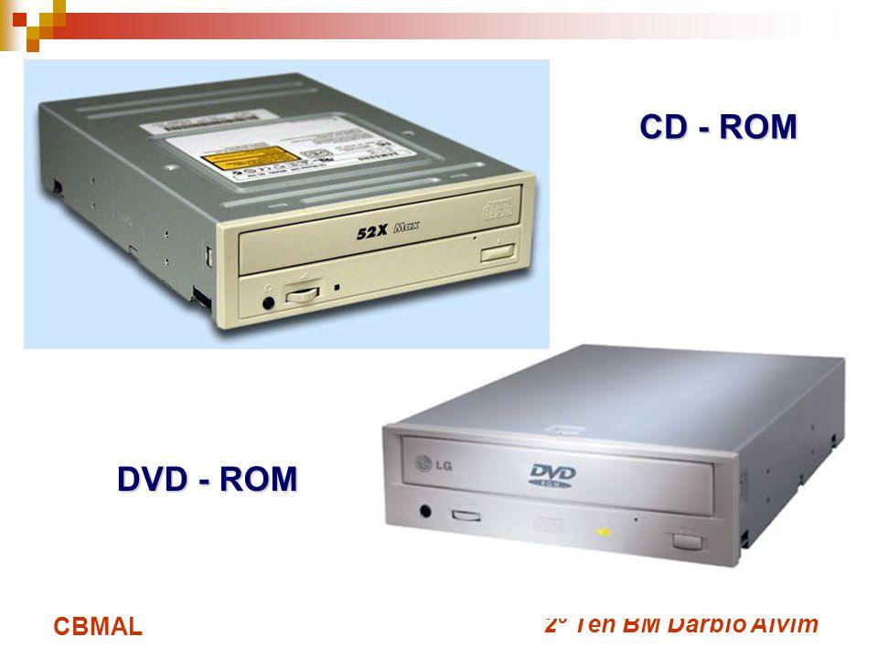 2º Ten BM Dárbio Alvim CBMAL CD - ROM DVD - ROM