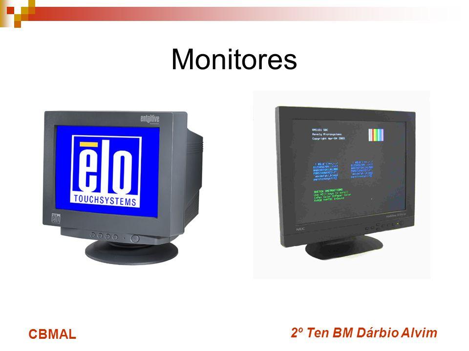 2º Ten BM Dárbio Alvim CBMAL Monitores