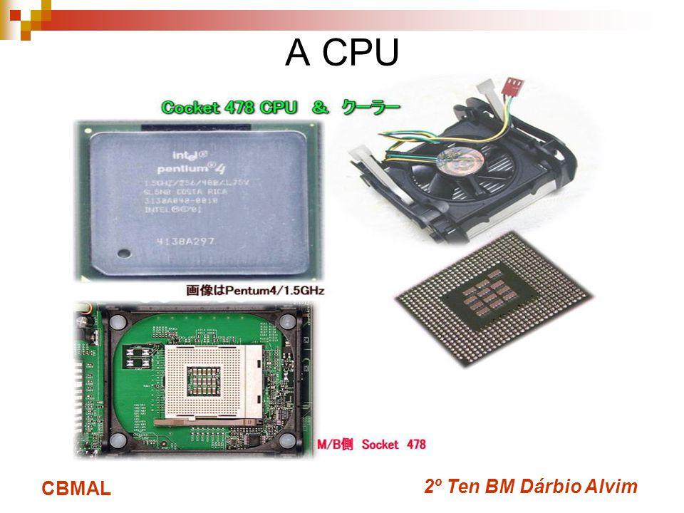 2º Ten BM Dárbio Alvim CBMAL A CPU