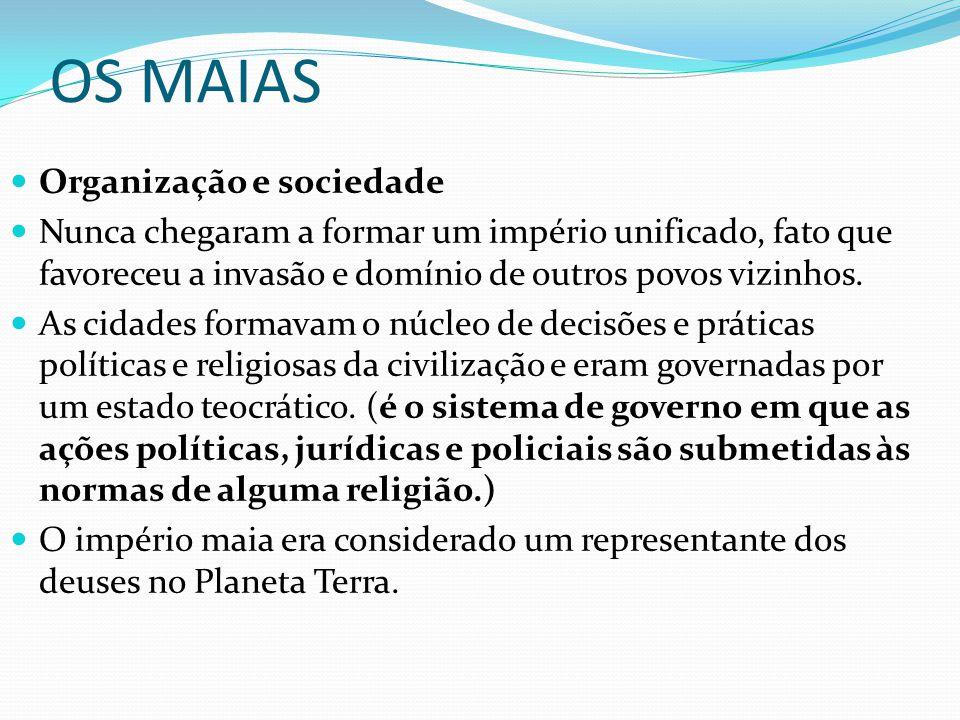 Ritual Maia