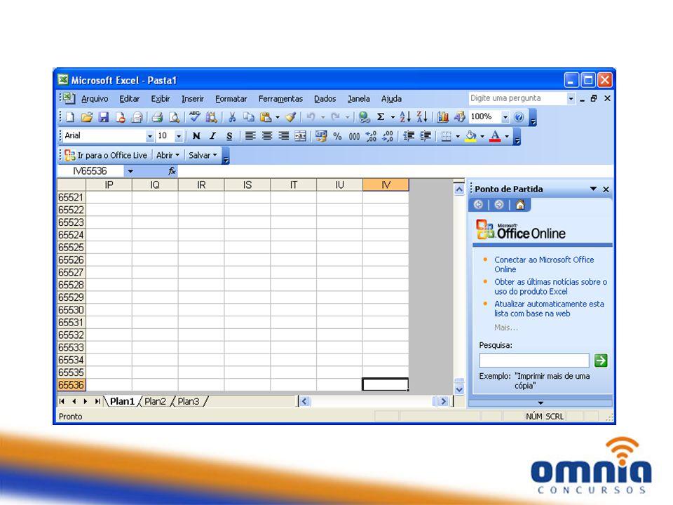 2ª Forma: Se os dados estiverem relacionados a outros (dados ao lado) o Excel irá perguntar se também deve ser expandida a seleção para os dados relacionados (por padrão a resposta pré-selecionada é que deve ser expandida a seleção) - Quando se expande a seleção a classificação será feita da PLANILHA TODA