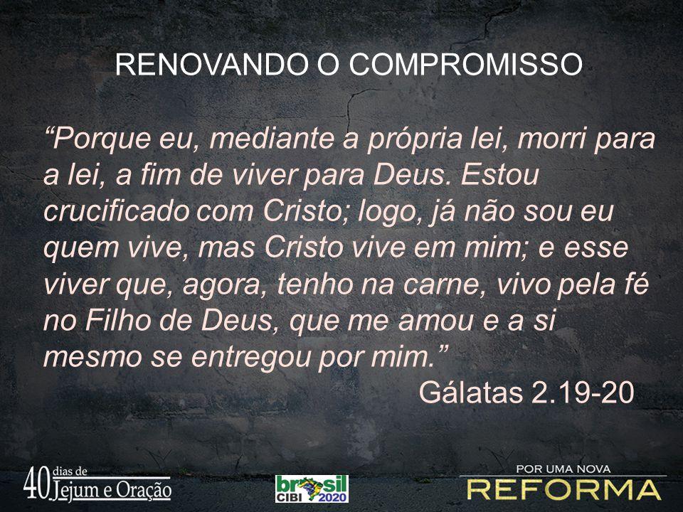 III – AS ATITUDES DO COMPROMISSO 4.O Ministério é testemunhar do evangelho.