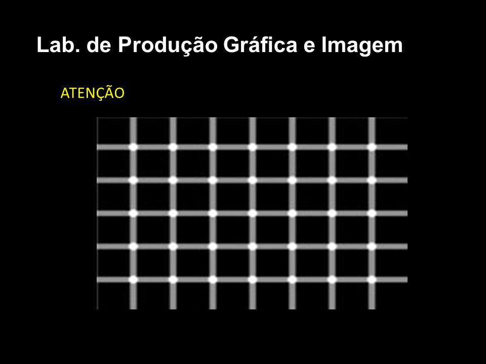 ATENÇÃO Lab. de Produção Gráfica e Imagem