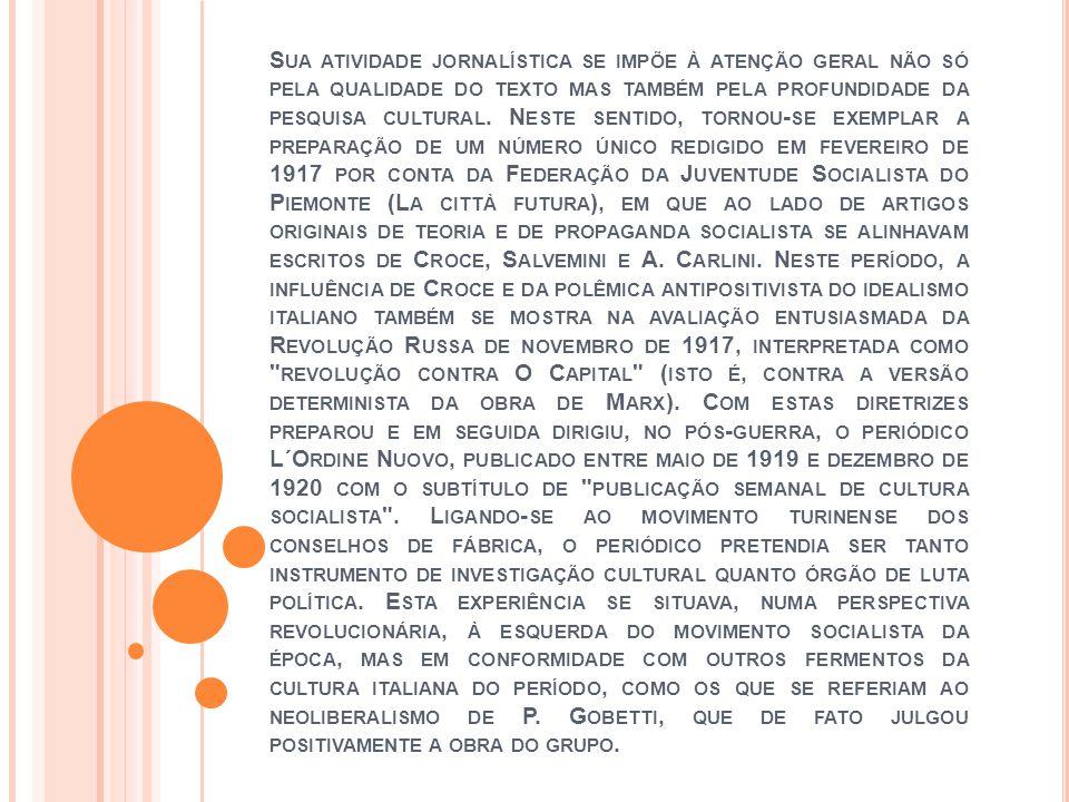E STA ESTRUTURA TEÓRICA, QUE TEM NO CENTRO O CONCEITO DE HEGEMONIA , LEVA TAMBÉM A UMA NOVA INTERPRETAÇÃO DA QUEDA DAS COMUNAS MEDIEVAIS E DE SUA INCAPACIDADE DE SUPERAR A FASE ECONÔMICO - CORPORATIVA DO E STADO, EM RAZÃO DO CARÁTER COSMOPOLITA DOS INTELECTUAIS ITALIANOS E DA AUSÊNCIA, NELES, DE UMA FUNÇÃO NACIONAL - POPULAR.