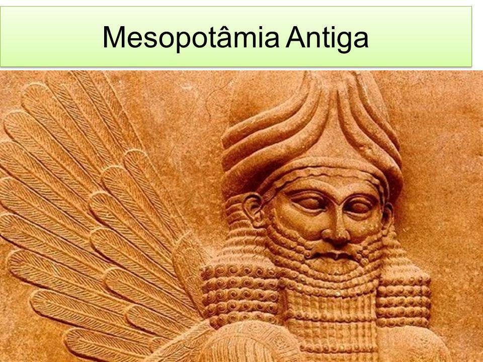 Outra grande civilização da Antiguidade oriental, em que o Estado possui grande poder e controle sobre tudo foi a Mesopotâmia.