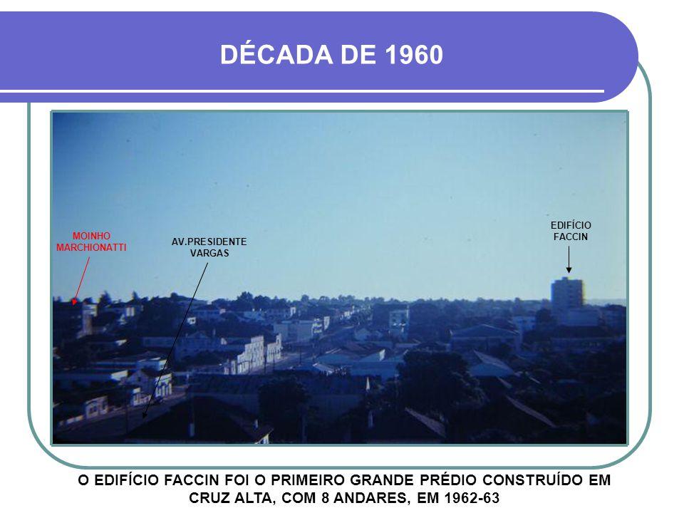 HOJE A ÁREA DO CHAFARIZ FOI ATERRADA NO INÍCIO DOS ANOS 2000