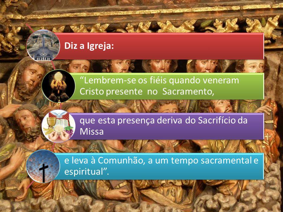 """S. João Bosco deixou na vida salesiana dois gestos mais frequentes de fé e amor com que rodeamos Jesus Eucarístico: a """"Bênção"""" e a """"Visita"""". É um conv"""