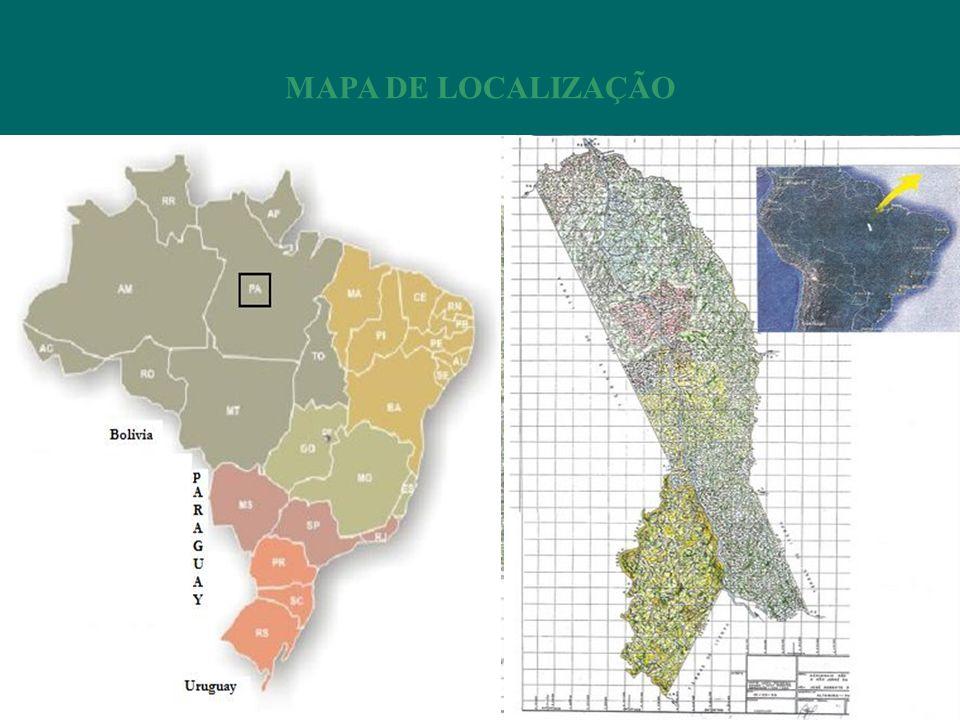 IDENTIFICACÃO DO IMOVEL: DENOMINAÇÃO: FAZENDA CARAPANÃ DA DIREITA ( I ) FAZENDA CARAPANÃ DA ESQUERDA ( II ) LOCALIZACÃO: Às margens direita e esquerda do alto Rio XINGÚ, e RIO FRESCO margens esquerda e direita.