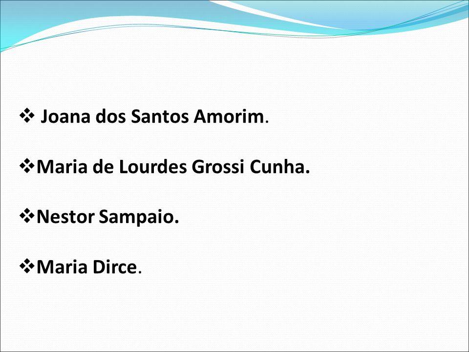 Joana dos Santos Amorim faleceu em novembro de 2013.