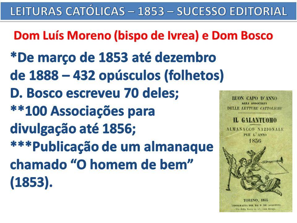 Dom Luís Moreno (bispo de Ivrea) e Dom Bosco