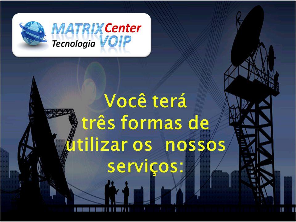 1.Fazer ligações sem o uso de internet via: (número de acesso )para telefone fixo ou celular,para qualquer lugar do mundo.