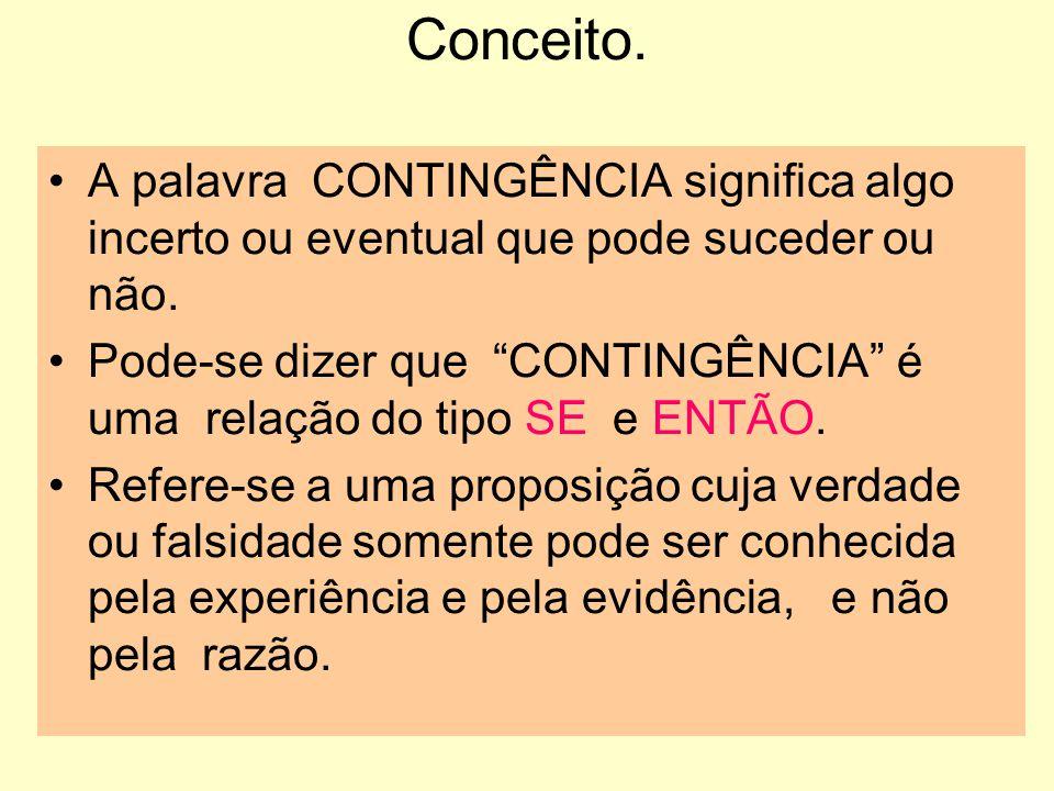 1. Influências do ambiente externo. Modelo Contingencial de Administração Contingência. Algo incerto ou Eventual Não existe uma única forma ou modelo