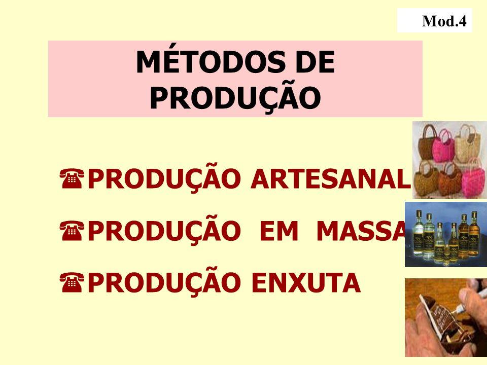 Administração da Produção. Módulo 4. Sistemas de produção. Previsão de demanda. Plano Mestre de Produção. Tecnologia de Processos Organização de Proje