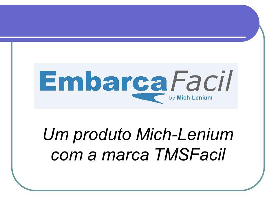 Um produto Mich-Lenium com a marca TMSFacil