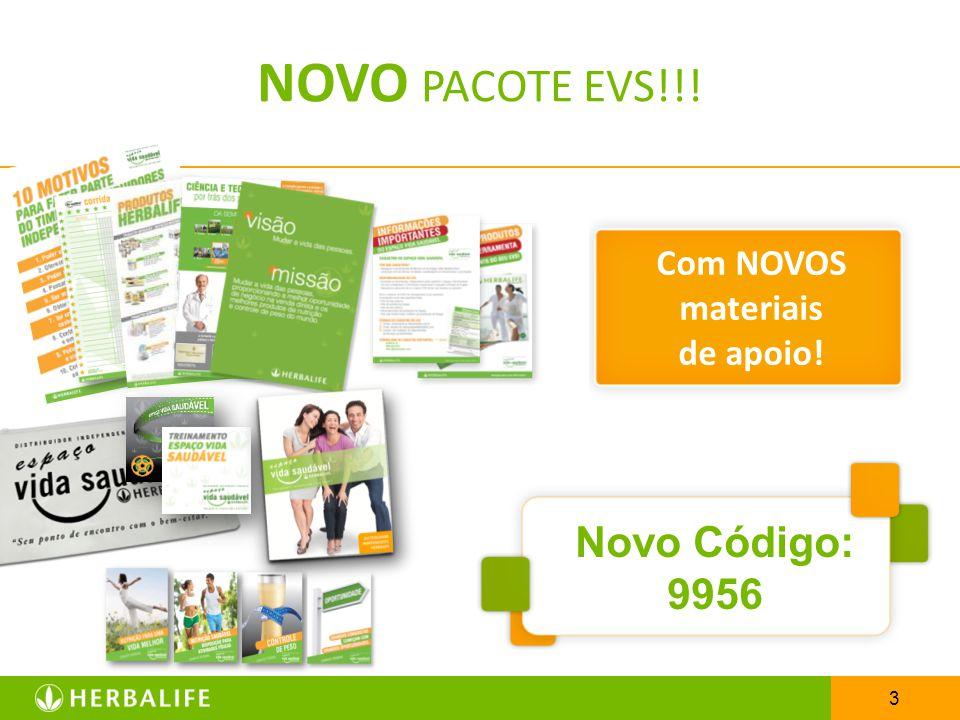 3 NOVO PACOTE EVS!!! Novo Código: 9956 Com NOVOS materiais de apoio!