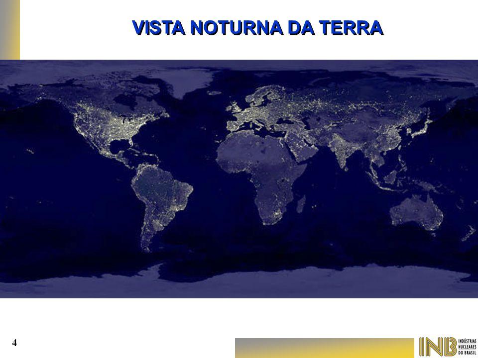 INB USINA DO ENRIQUECIMENTO A PRODUÇÃO DO COMBUSTÍVEL NUCLEAR NO BRASIL NOVEMBRO 2004 INB USINA DO ENRIQUECIMENTO A PRODUÇÃO DO COMBUSTÍVEL NUCLEAR NO BRASIL NOVEMBRO 2004 26