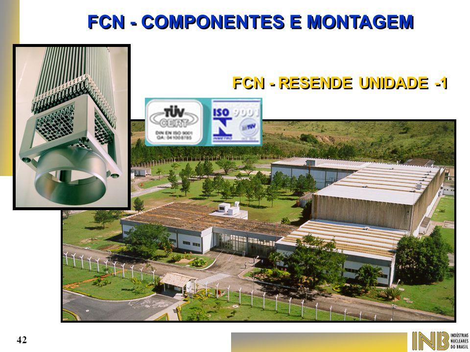 FCN - COMPONENTES E MONTAGEM FCN - RESENDE UNIDADE -1 42