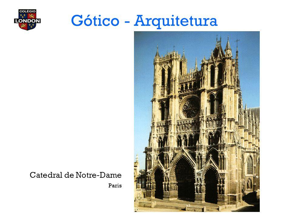 Gótico - Arquitetura Catedral de Milão