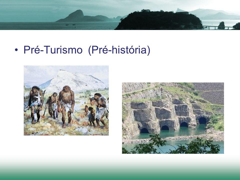 Pré-Turismo (Idade Antiga) Na Roma e na Grécia antigas, estabelecimentos surgiram para receber os espectadores e participantes dos jogos de atletismo e dos festivais de teatro.