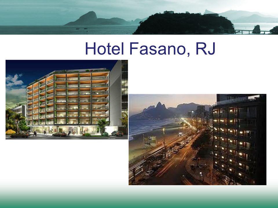 Hotel Fasano, RJ