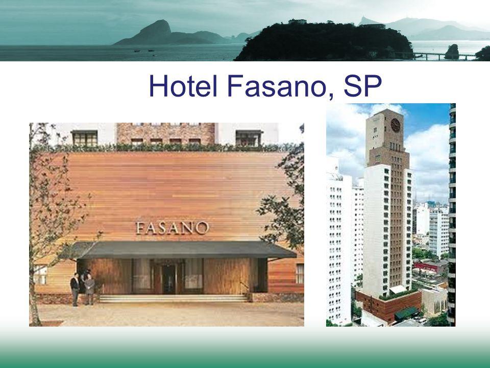 Hotel Fasano, SP