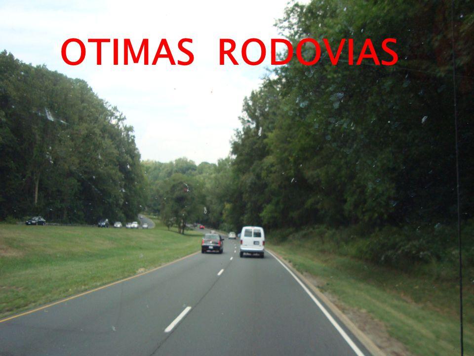 OTIMAS RODOVIAS