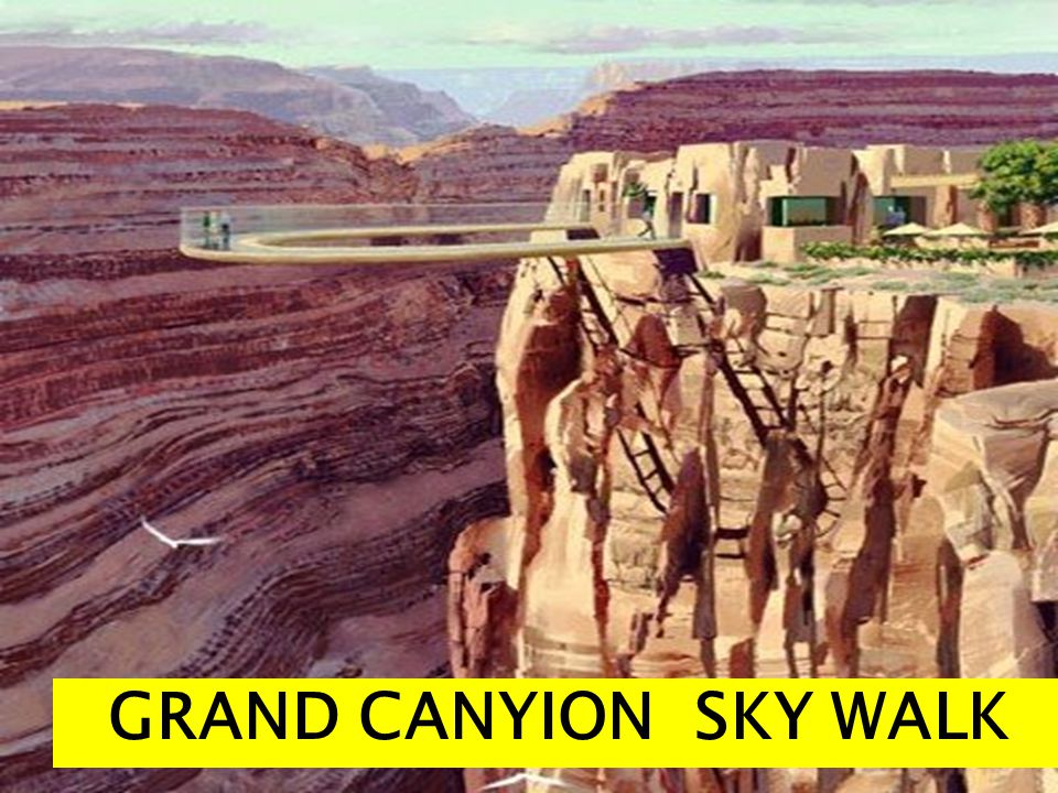 GRAND CANYION SKY WALK