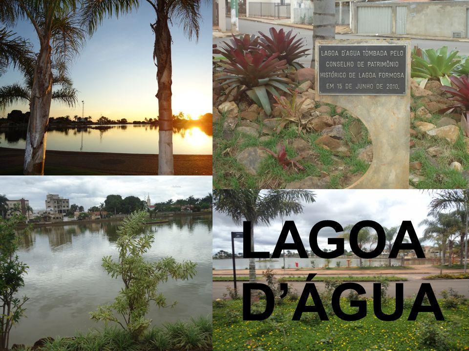 LAGOA D'ÁGUA