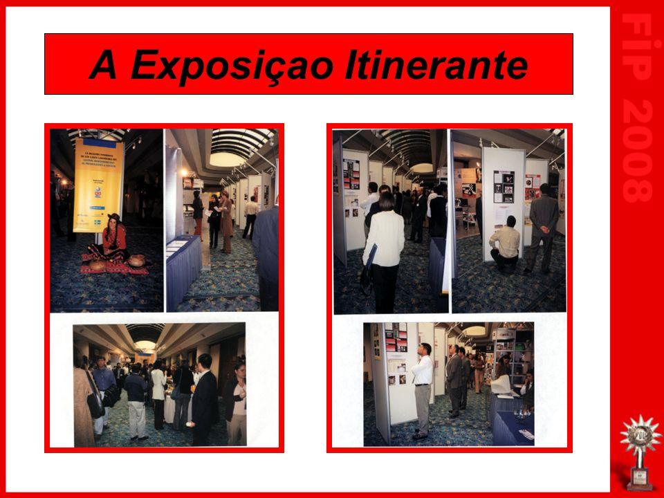 A Exposiçao Itinerante