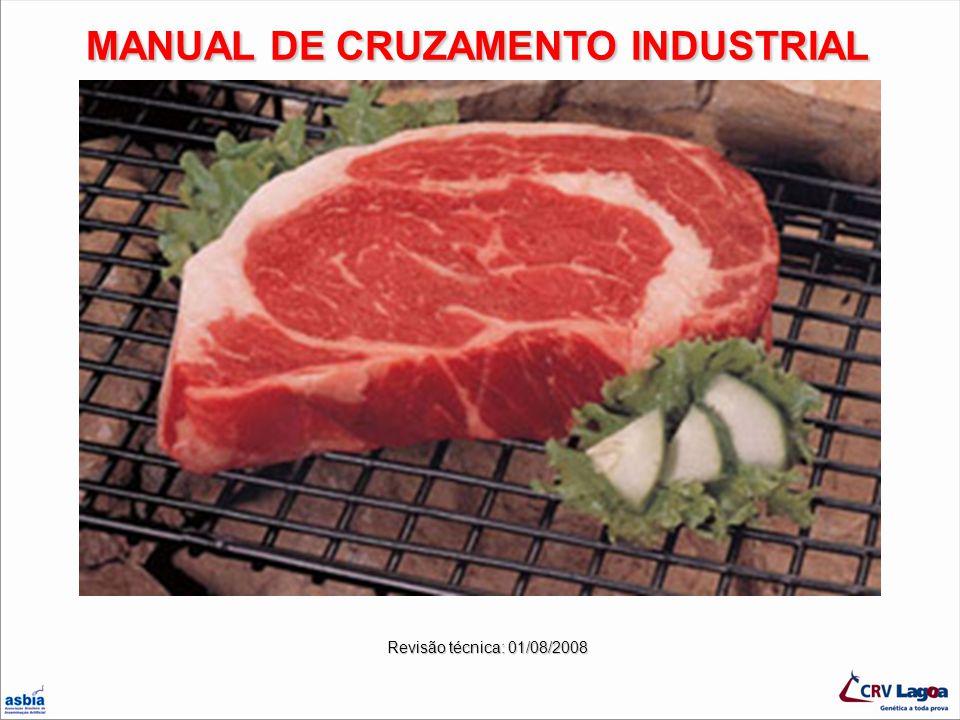 MANUAL DE CRUZAMENTO INDUSTRIAL Revisão técnica: 01/08/2008