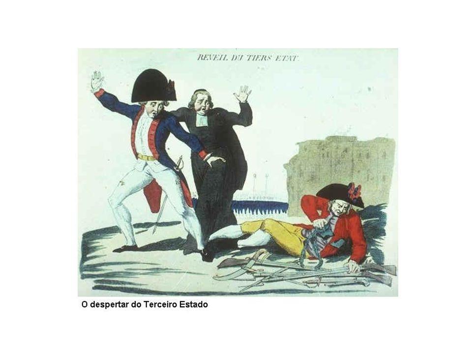 Constituição Francesa de 1791 A Assembléia Nacional, desejando estabelecer a Constituição francesa sobre a base dos princípios que ela acaba de reconhecer e declarar, abole irrevogavelmente as instituições que ferem a liberdade e a igualdade dos direitos.