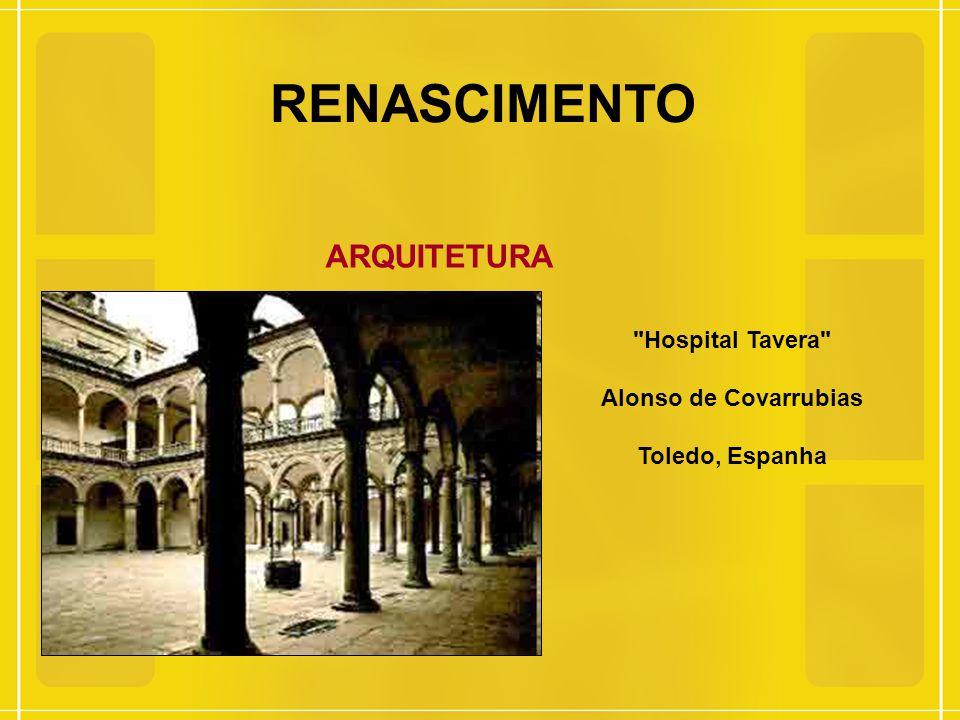 RENASCIMENTO ARQUITETURA Praça do Castelo de Vigiano Bramante Lombardia, Itália
