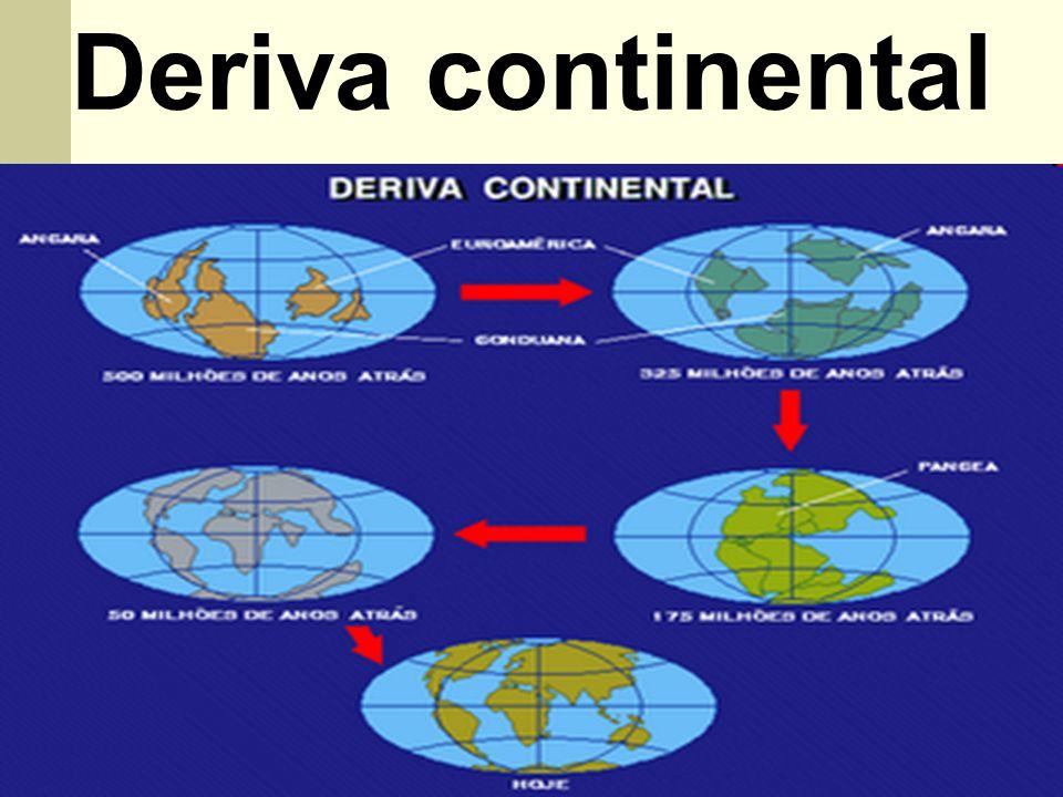 Deriva continental