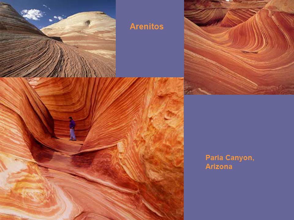 Arenitos Paria Canyon, Arizona