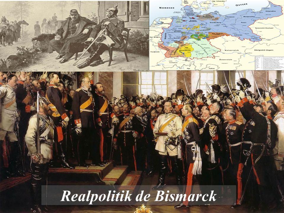 28 Realpolitik de Bismarck