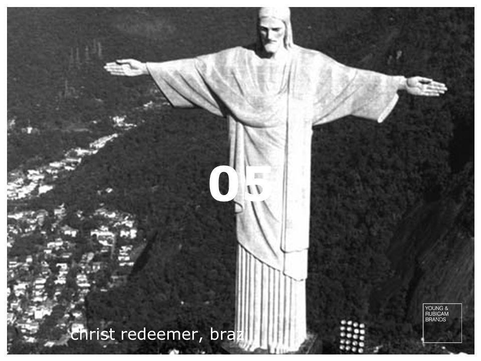 05 christ redeemer, brazil