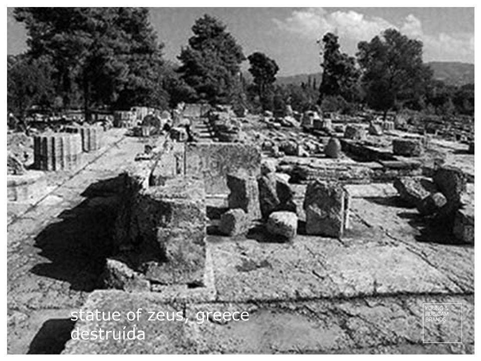 colossus of rhodes, greece destruída