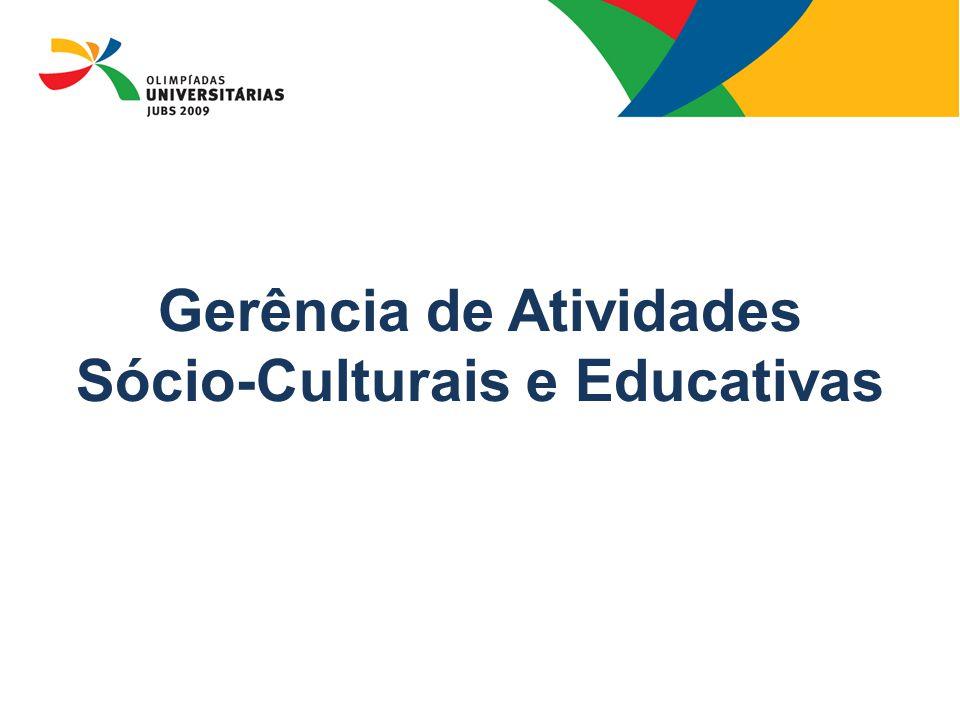 Gerência de Atividades Sócio-Culturais e Educativas