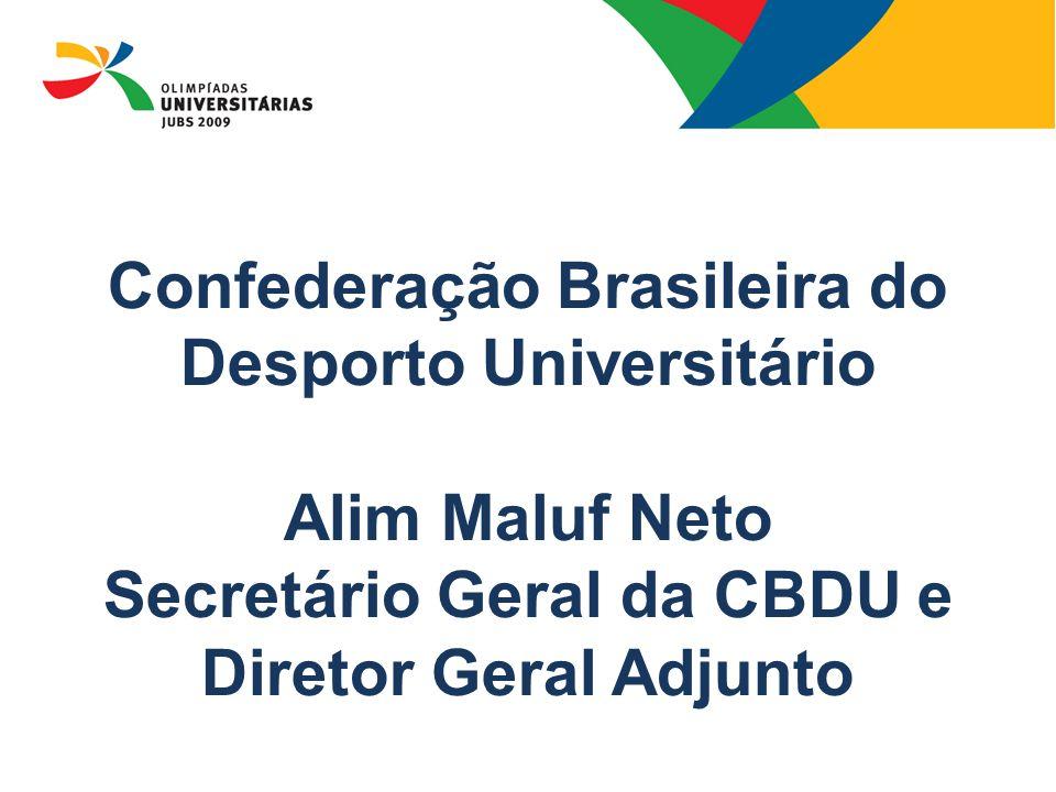 Federação Universitária Cearense de Esportes Sérgio Ruffino Presidente