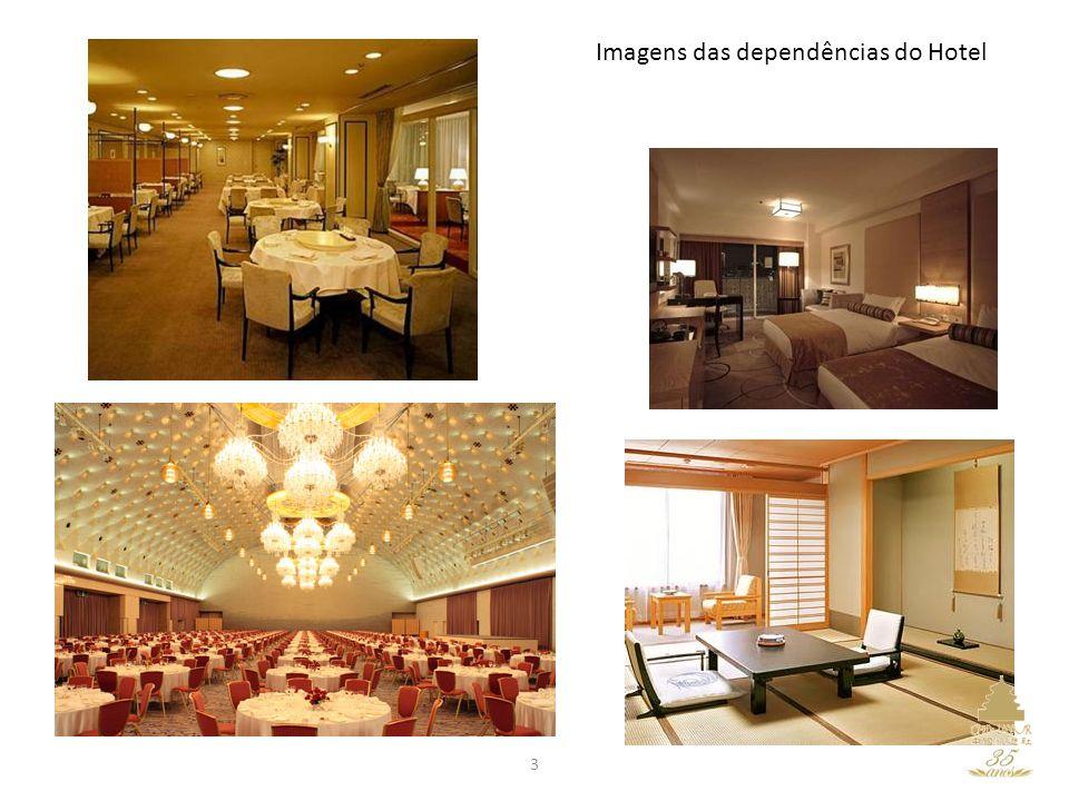 Imagens das dependências do Hotel 3