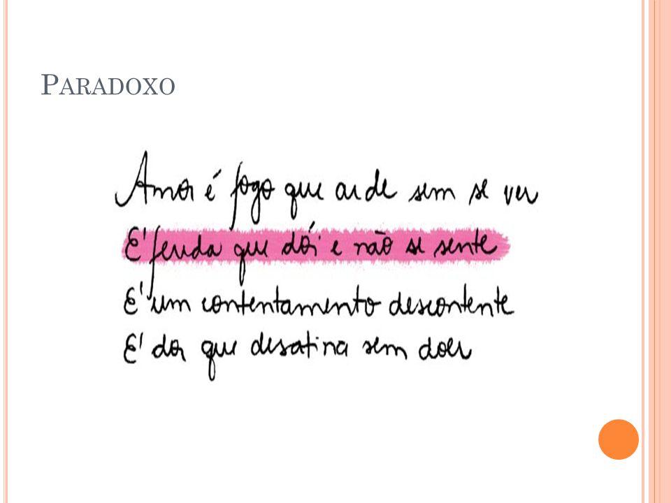 P ARADOXO