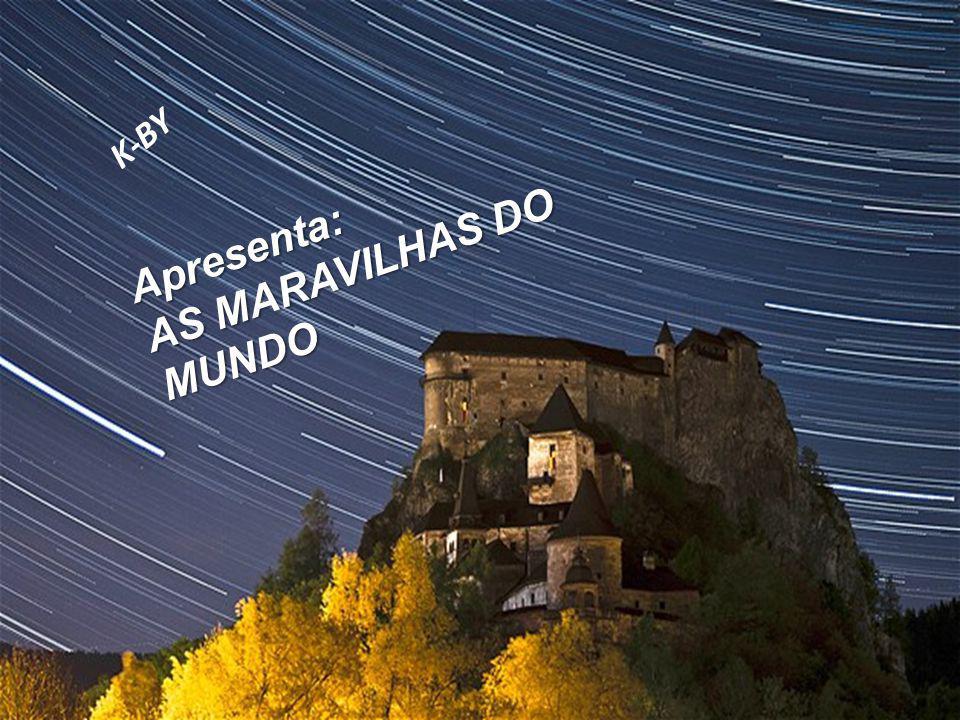 K-BY Apresenta: AS MARAVILHAS DO MUNDO