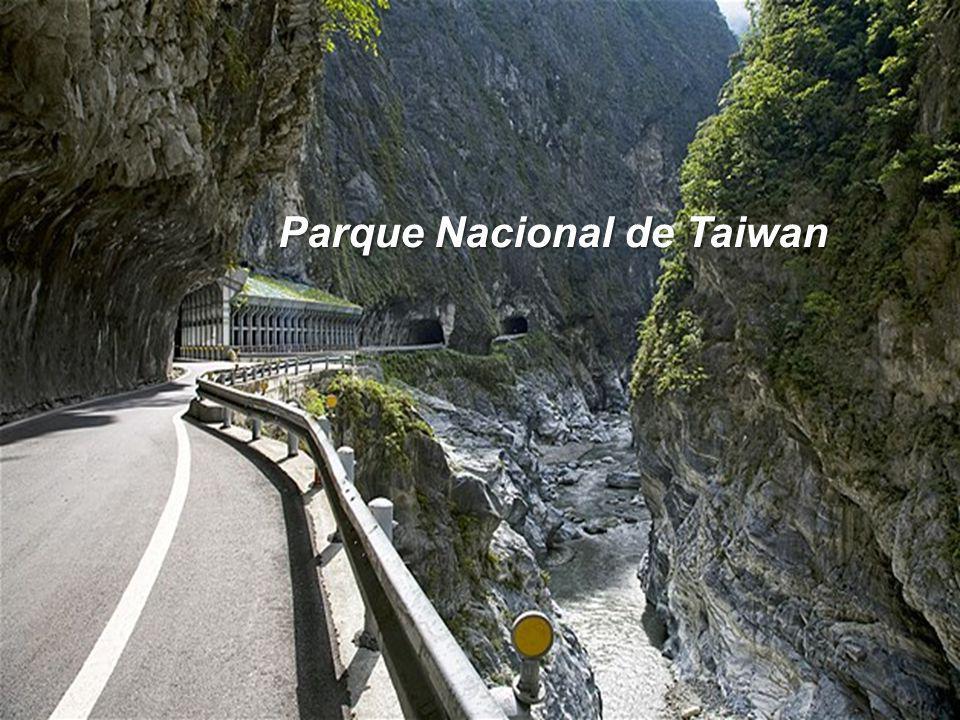 Parque Nacional de Taiwan