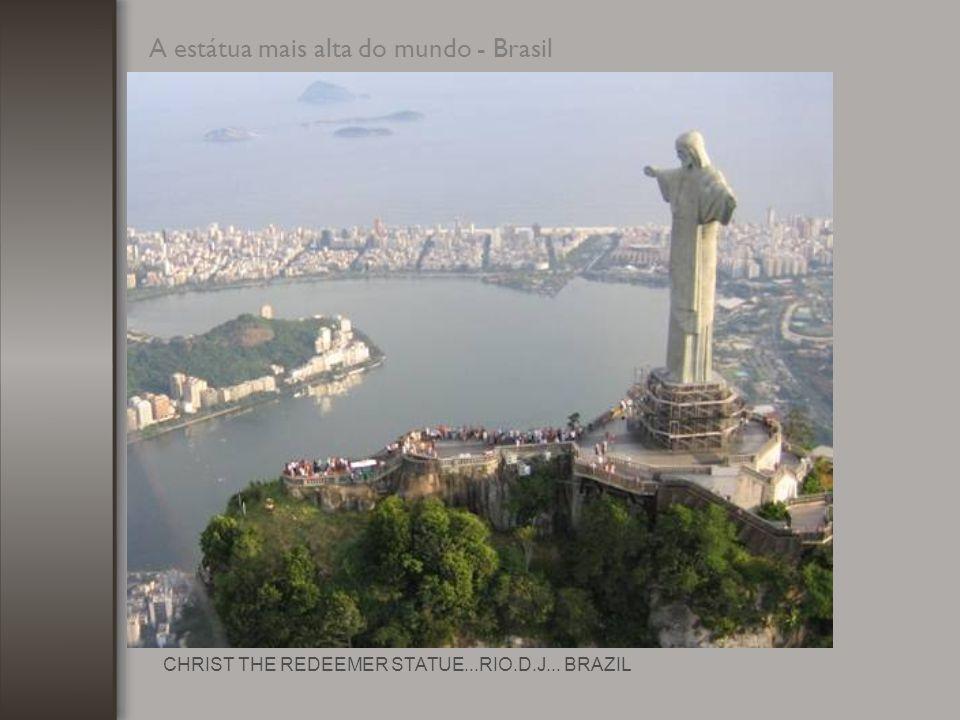 O maior estádio do mundo - Brasil