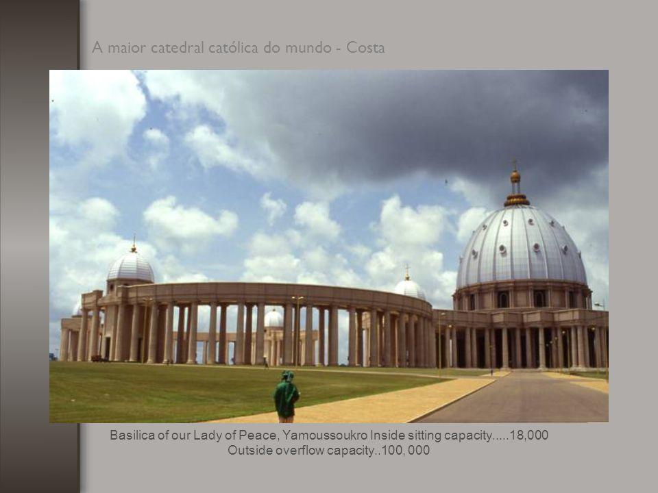A estátua mais alta do mundo - Brasil