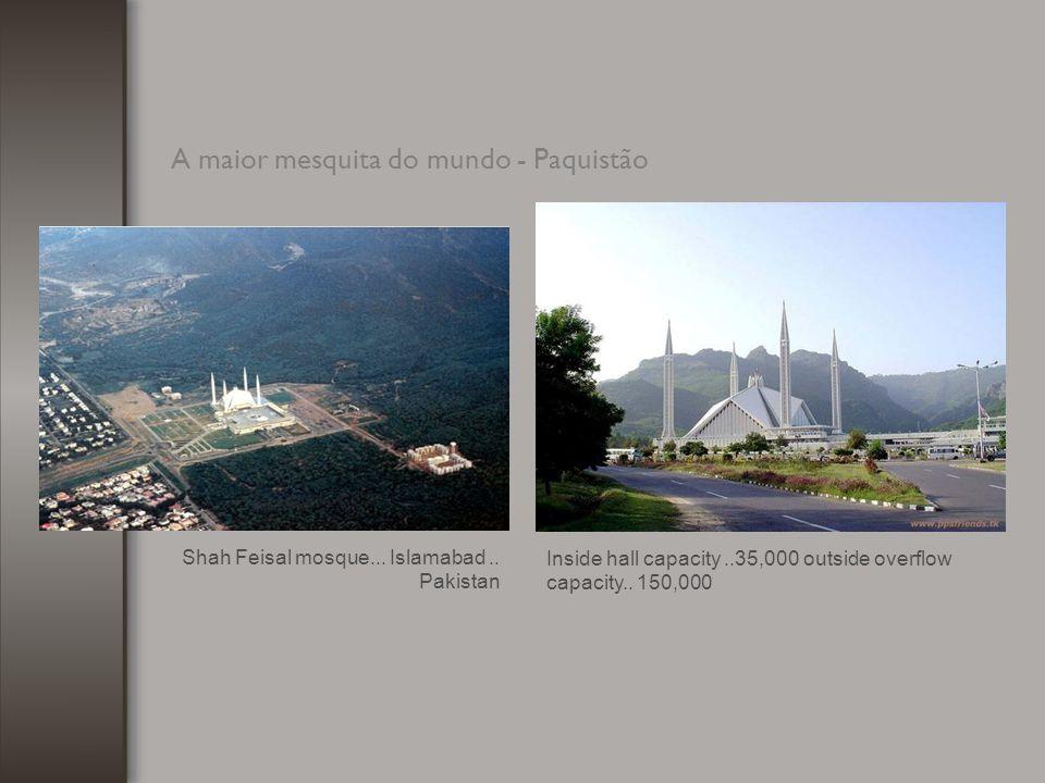 A maior igreja do mundo - Nigéria